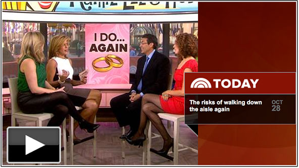 Tracy on the Today Show